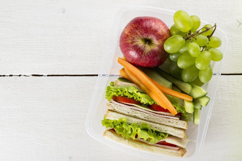Healthy Back to School Lunch!