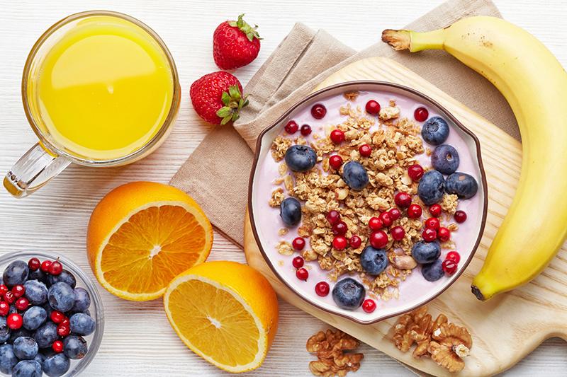 Good Breakfast Look Like