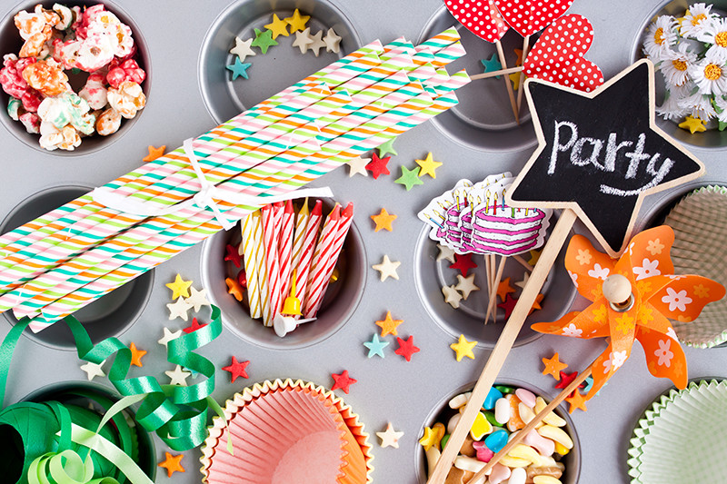 Tips to Throw a Kids' Birthday Party on a Budget