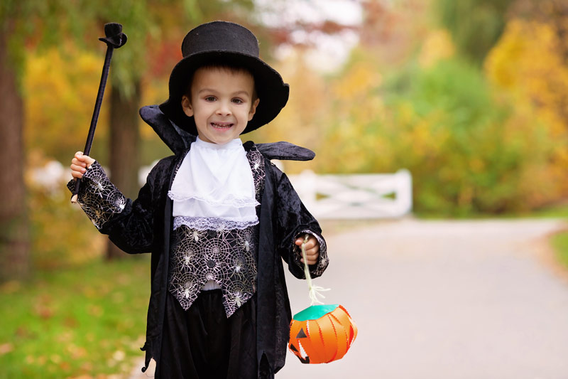 Halloween Safety Tips for Your Little Monsters!