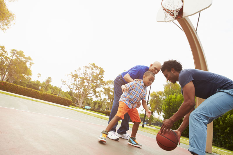 The Importance of Kids Staying Active