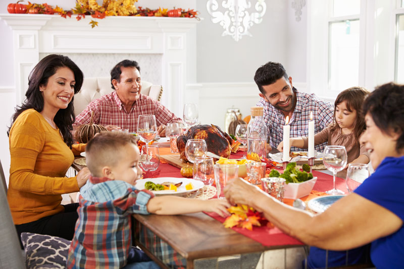 Fun Things to Do with the Family on Thanksgiving!