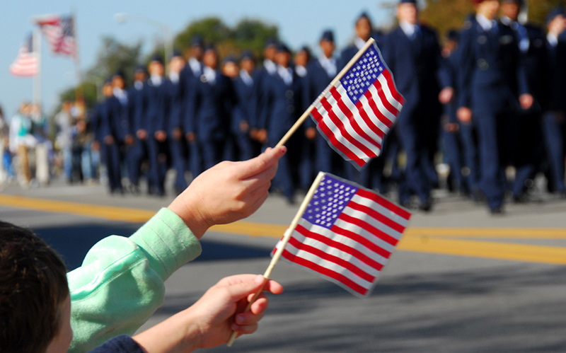 How to Honor Our Heroes on Veterans Day