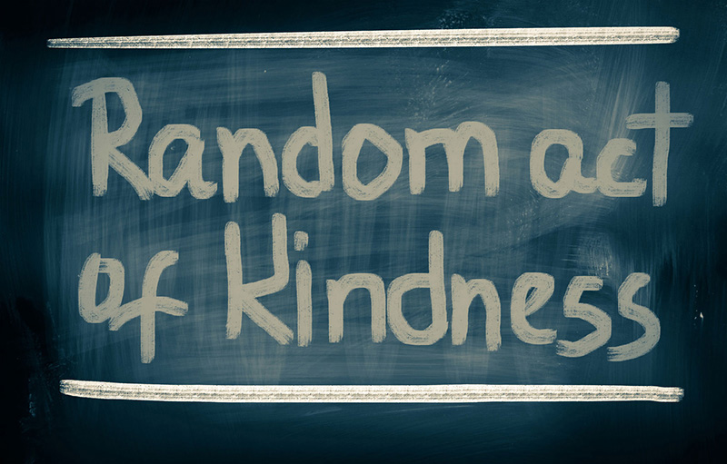 February is Random Acts of Kindness Month!