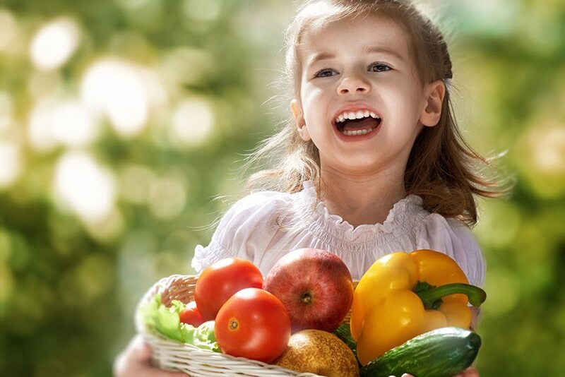 Eat These Healthy Foods Daily to Improve Your Child's Diet