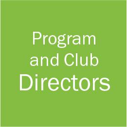 Program Club Directors