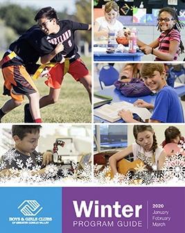 Winter 2020 Program Guide