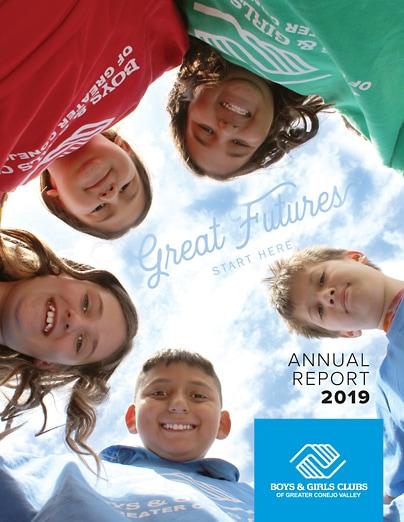 Annual Report 2019 BGCGCV