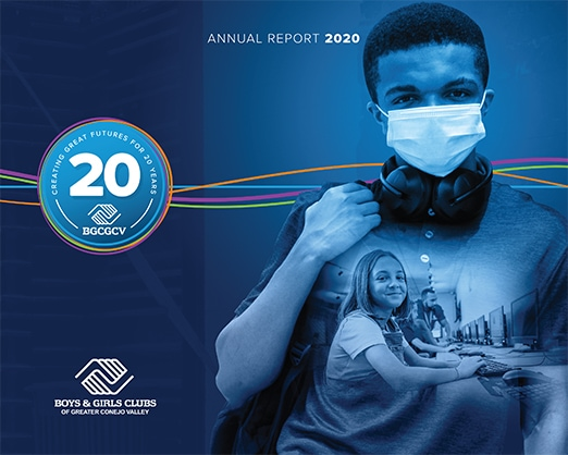 Annual Report 2020 BGCGCV